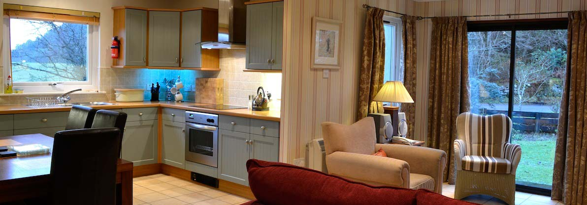Luxury Holiday Cottage, nr Oban, Argyll, West Coast of Scotland