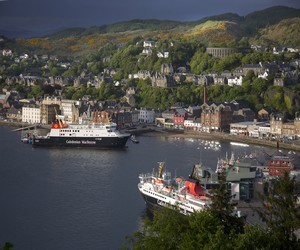 S Airds Hotel Scotland The Airds is a great place from which to visit the scenic town of Oban ...