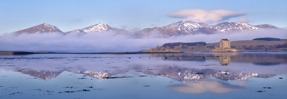 Winter Reflections with castle Stalker and the Morvern Hills Appin Argyll (1) copy 2.jpg