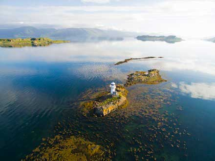 Loch Linnhe lighthouse