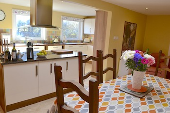 Old Smithy Luxury Holiday cottage, West Coast of Scotland