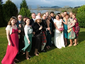 S Airds Hotel Scotland Romantic Scottish Wedding Venue in Port Appin, near Oban, Argyll on ...