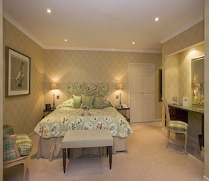 Junior Suite, Airds Country House Hotel, Argyll